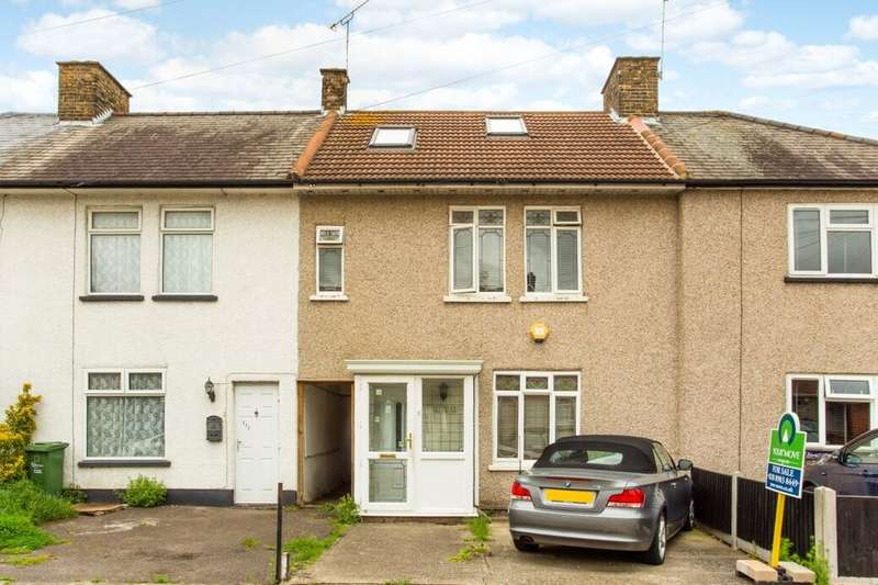 3 Bedrooms Terraced House for sale in Baron Road, Dagenham, RM8