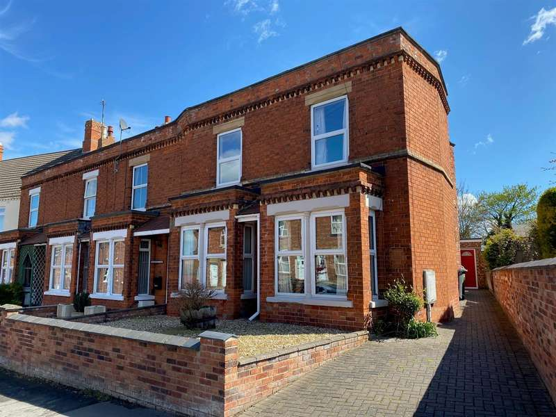 4 Bedrooms End Of Terrace House for sale in King Edward Street, Sleaford