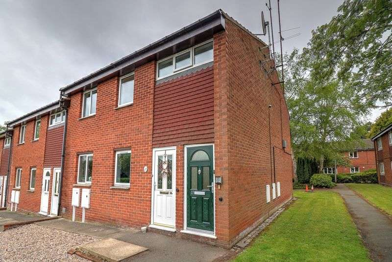 3 Bedrooms Property for sale in Rowena Court, Cross Lane, Loughborough LE12 7BT