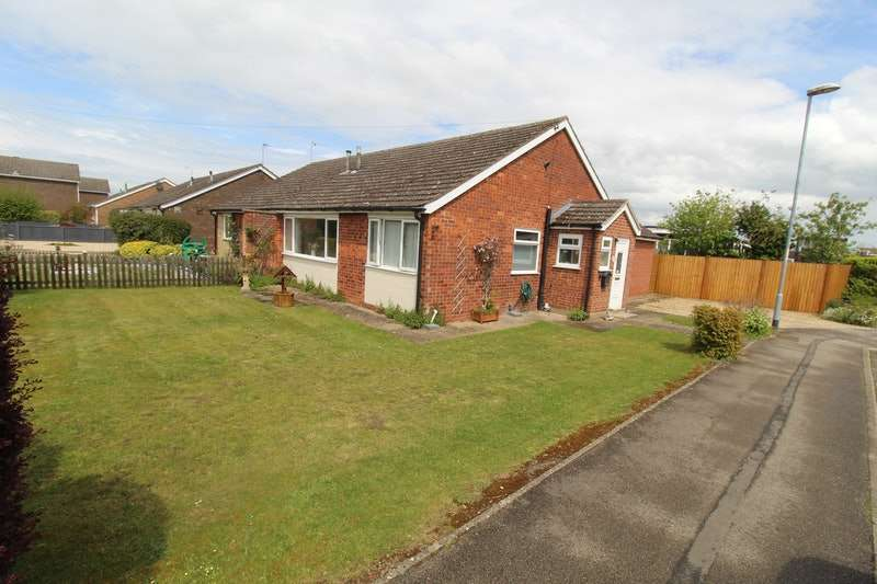 3 Bedrooms Bungalow for sale in Phillips Court, Welton Lincoln, Lincolnshire, LN2