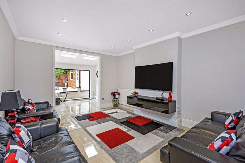 5 Bedrooms House for sale in Brandreth Road, Balham
