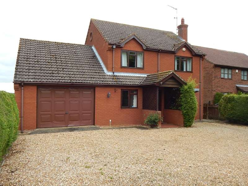 3 Bedrooms Detached House for sale in Colville House, Church Lane, Newton-In-The-Isle, Wisbech, Cambridgeshire