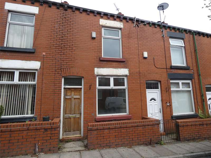 2 Bedrooms Terraced House for sale in Frank Street, Bolton, BL1