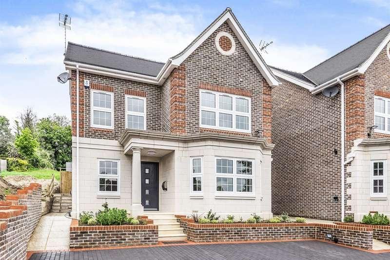 4 Bedrooms Detached House for sale in Kentwood Hill, Tilehurst, Reading, RG31