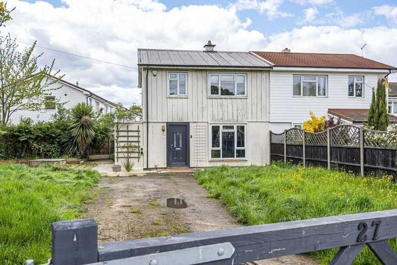 3 Bedrooms Semi Detached House for sale in Windsor, Berkshire, SL4