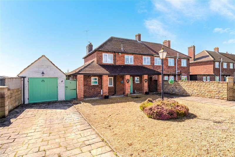 3 Bedrooms Semi Detached House for sale in Tongue End, Spalding, PE11
