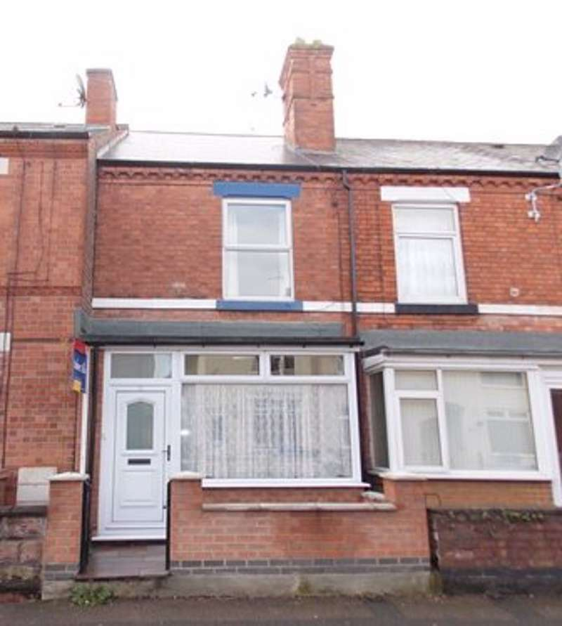 2 Bedrooms Terraced House for rent in Gladstone Street, Long Eaton, NG10 1DE
