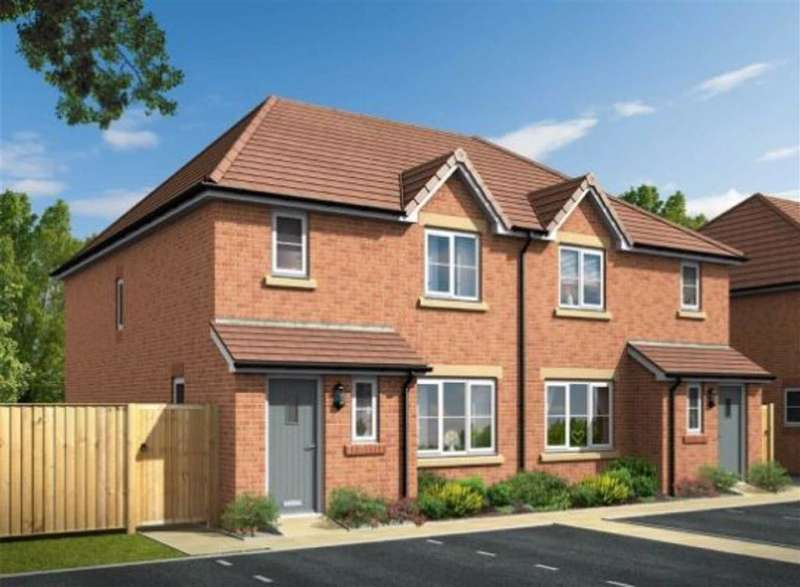 3 Bedrooms Semi Detached House for sale in Lister Gardens, Off Box Road, Cam, GL11