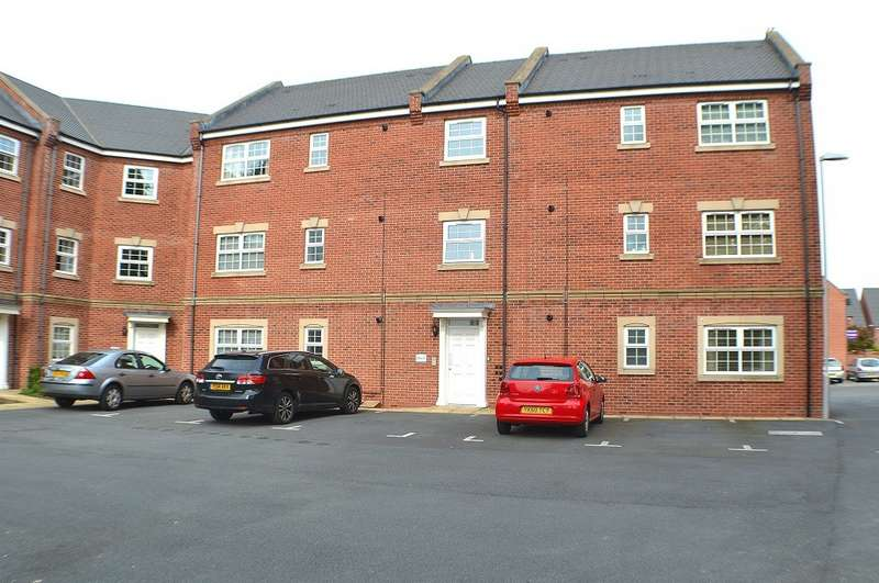 2 Bedrooms Property for rent in Cheal Close, Shardlow, Derby DE72