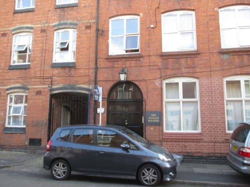 1 Bedroom Flat for sale in Moores Road, Belgrave, Leicester