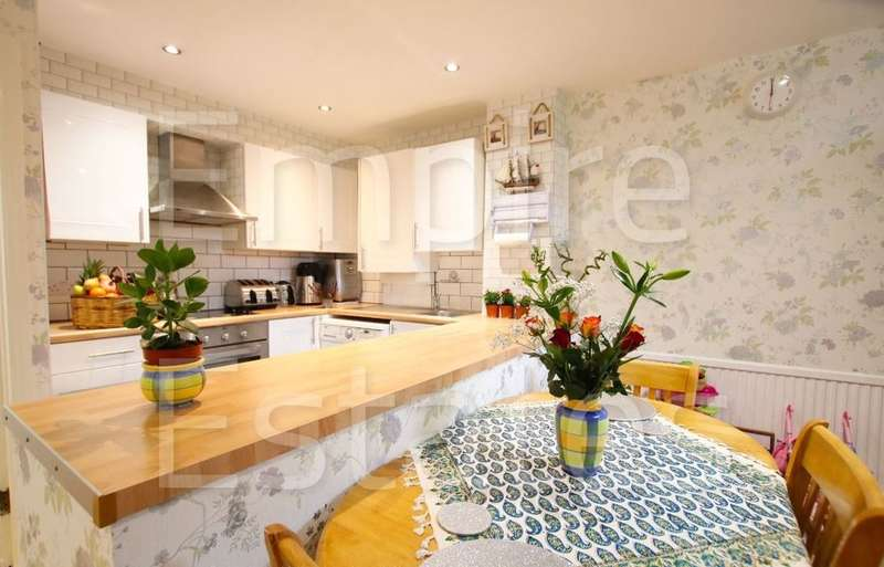 2 Bedrooms End Of Terrace House for sale in Spooners Mews