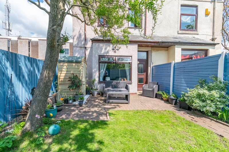 3 Bedrooms Semi Detached House for sale in 58 St Davids Road South, Lytham St Annes, FY8