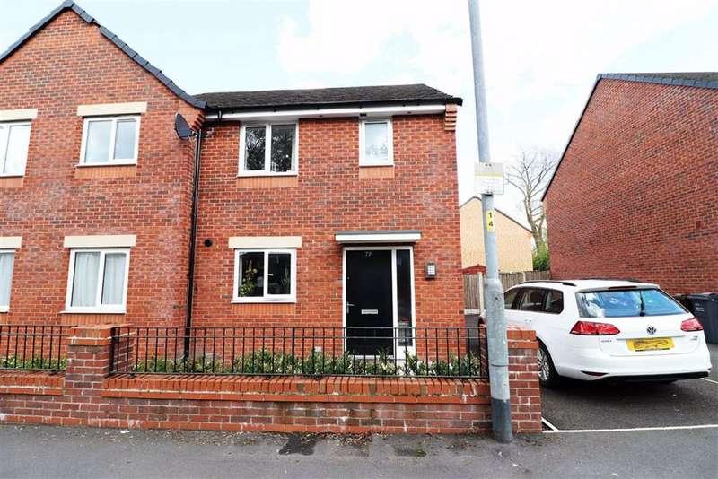 3 Bedrooms Semi Detached House for sale in Belle Vue Street, Gorton