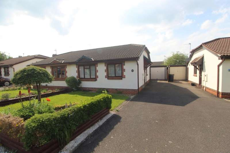 2 Bedrooms Semi Detached Bungalow for sale in Thomas Road, Whitwick, Coalville, LE67