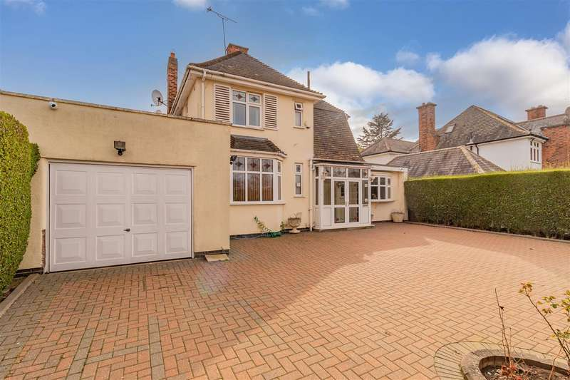 4 Bedrooms Detached House for sale in Monsell Drive, Leicester