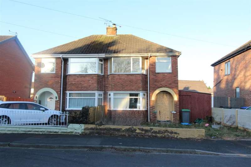 3 Bedrooms Semi Detached House for sale in 27 Bowfell Close, Blackpool, Lancashire