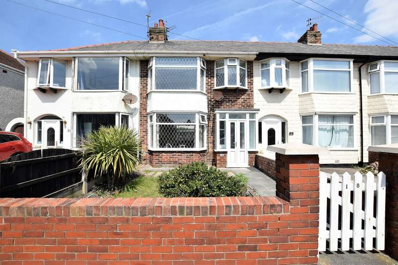 3 Bedrooms Terraced House for sale in Babbacombe Avenue, Blackpool