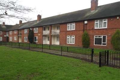 2 Bedrooms Flat for rent in Bridgnorth Drive, Clifton NG11