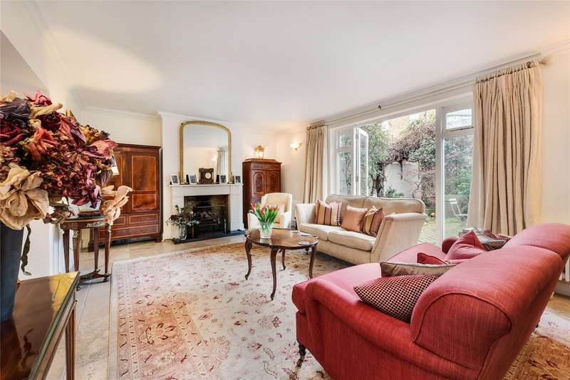 5 Bedrooms Terraced House for sale in New Kings Road, Parsons Green, Fulham, London, SW6