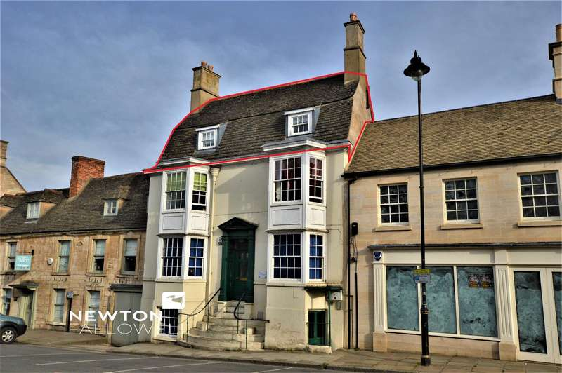 2 Bedrooms Apartment Flat for sale in Broad Street, Stamford