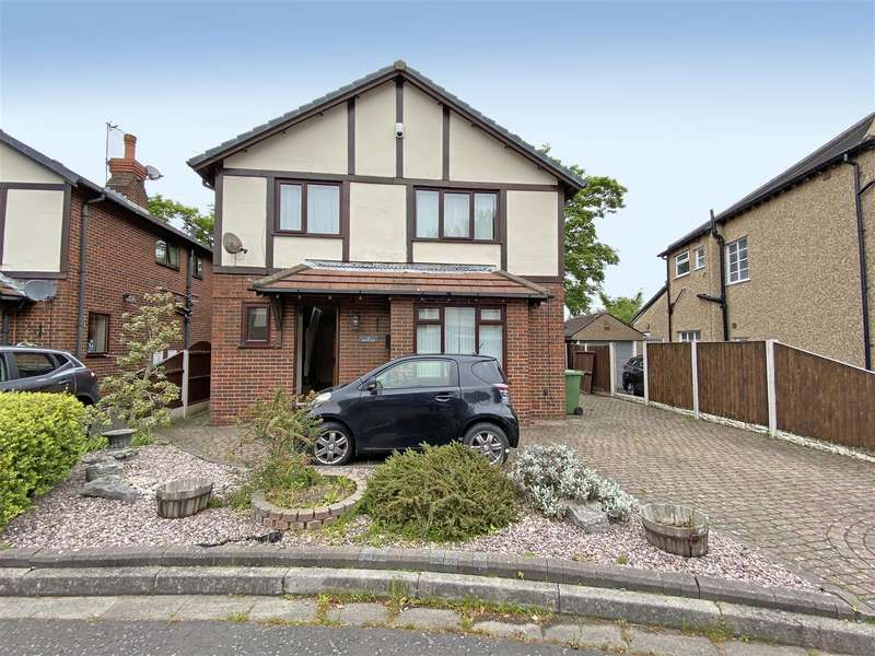 4 Bedrooms Detached House for sale in Beech Park, Crosby, Liverpool