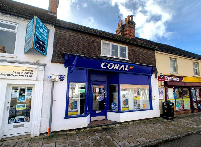 1 Bedroom Office Commercial for sale in High Street, Theale, Reading, RG7