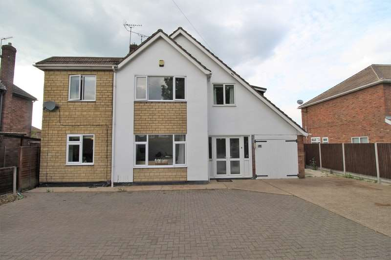 4 Bedrooms Detached House for sale in Birchwood Avenue, Lincoln, Lincolnshire, LN6