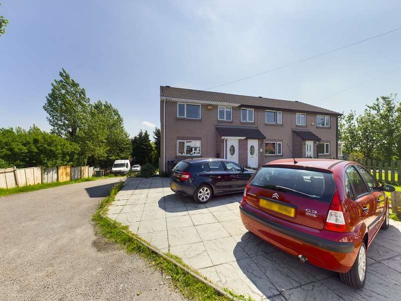 4 Bedrooms Semi Detached House for sale in White Lund Road, Morecambe, Lancashire, LA3