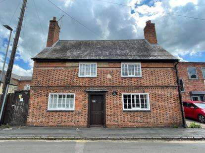 2 Bedrooms Detached House for sale in Brook Street, Syston, Leicester, Leicestershire