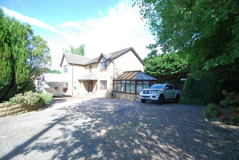 5 Bedrooms Detached House for sale in Brookwater Close, Tottington, Bury