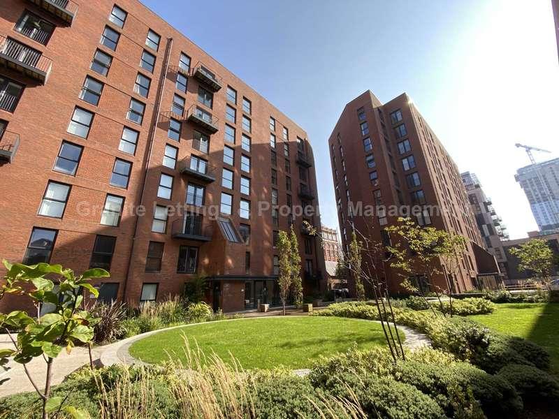 2 Bedrooms Apartment Flat for sale in Block B, Alto, Sillavan Way, Salford, M3 6GA