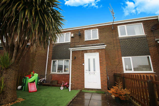 3 Bedrooms Terraced House for sale in Martindale Avenue, Fleetwood, FY7
