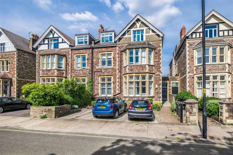 2 Bedrooms Flat for sale in Redland Road, Bristol, BS6