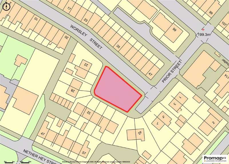 Land Commercial for sale in Worsley Street, Oldham
