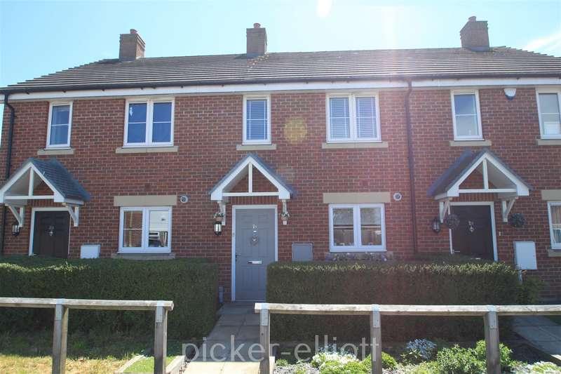 2 Bedrooms Terraced House for sale in Hazel Way, Barwell