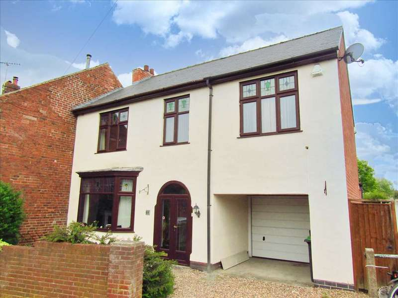 4 Bedrooms Detached House for sale in Church Lane, Underwood, Nottingham