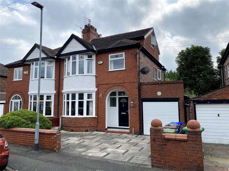 4 Bedrooms Semi Detached House for sale in Mellington Avenue, Didsbury, Manchester, M20