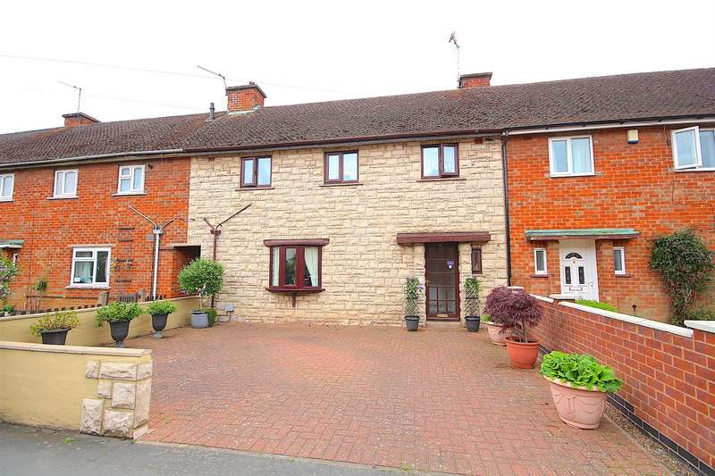 3 Bedrooms Terraced House for sale in Oxford Street, Syston