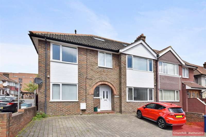 8 Bedrooms House for sale in Bowes Road, London W3