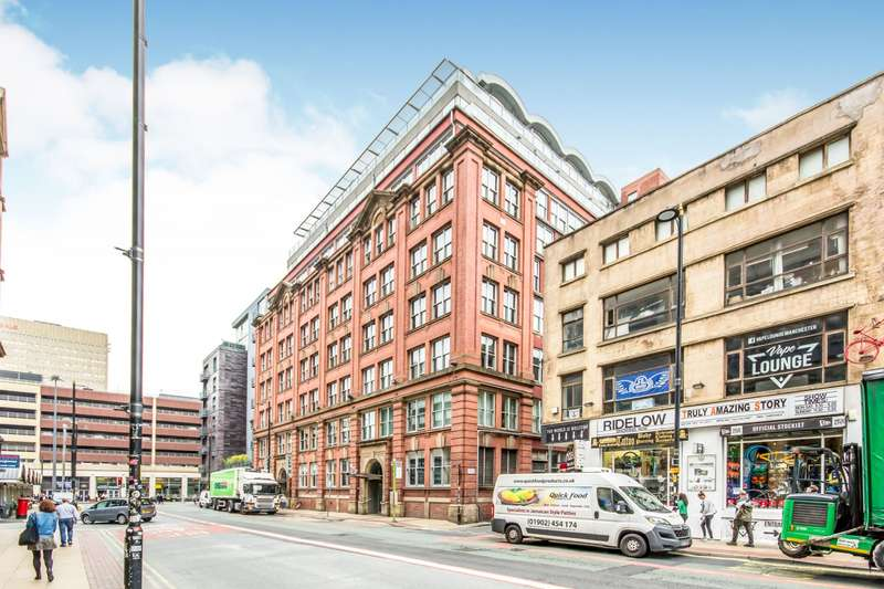 2 Bedrooms Apartment Flat for rent in Church Street, Manchester, M4