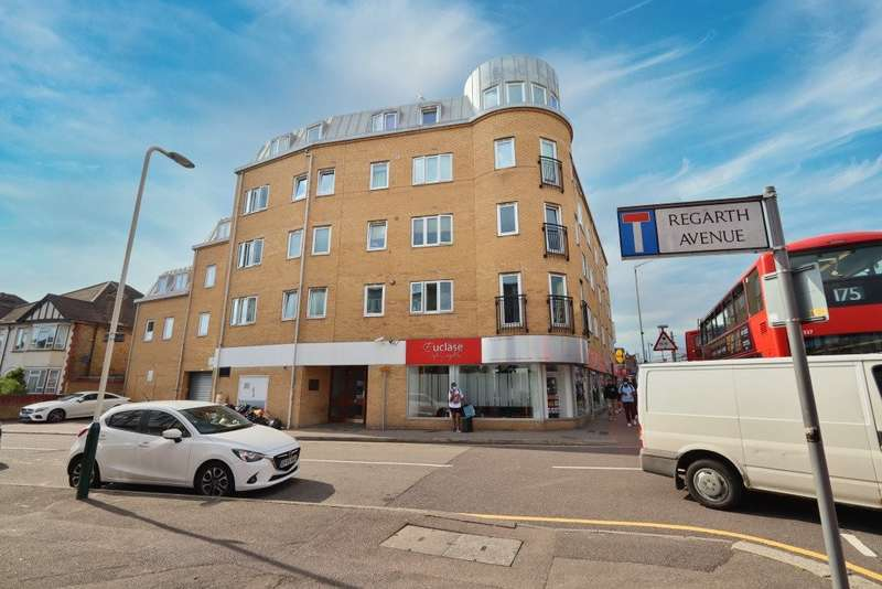 1 Bedroom Flat for sale in Southbury Court, South Street, Romford