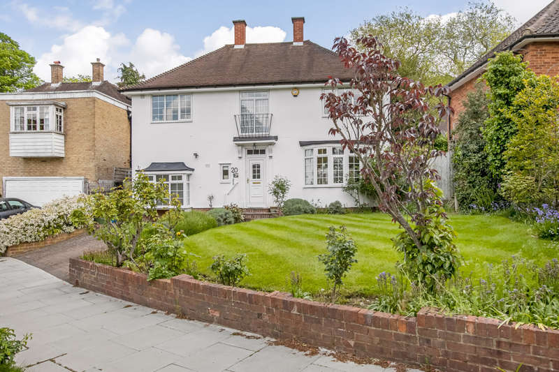 4 Bedrooms House for sale in Hitherwood Drive, Dulwich, London
