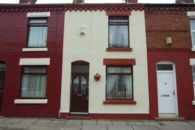 2 Bedrooms Terraced House for rent in Ripon Street Liverpool