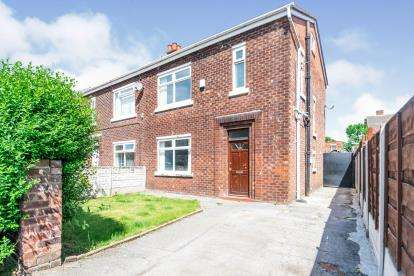 3 Bedrooms Semi Detached House for sale in Clarendon Road, Manchester, Greater Manchester