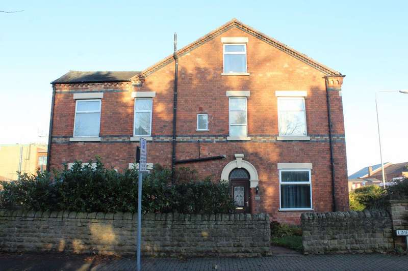 4 Bedrooms Terraced House for rent in High Road, Beeston, Nottingham, NG9 4AG