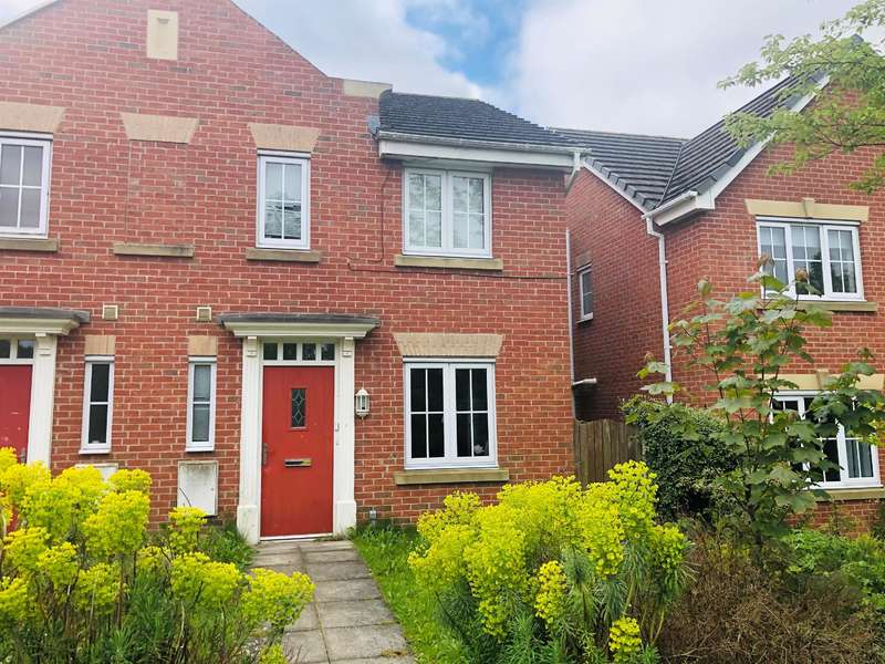 3 Bedrooms Semi Detached House for sale in Sunningdale Way, Gainsborough, DN21 1JE