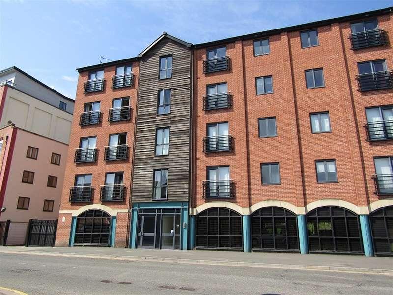 2 Bedrooms Flat for sale in Bridge Street, Gainsborough, DN21 2AT