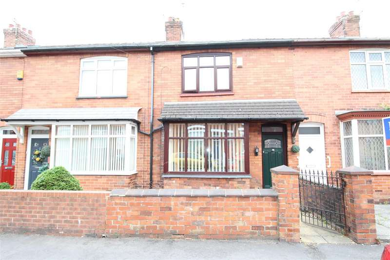 3 Bedrooms Terraced House for sale in Warnford Street, Swinley, Wigan. WN1 2EQ