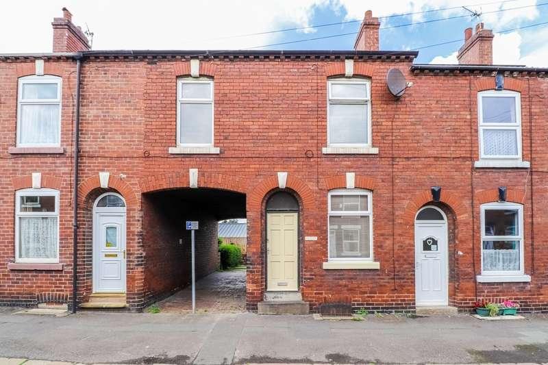 3 Bedrooms Terraced House for sale in Earl Street, Wakefield