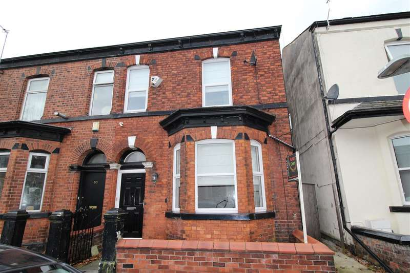 3 Bedrooms Semi Detached House for sale in Dicconson Street, Swinley, Wigan, WN1 2AT